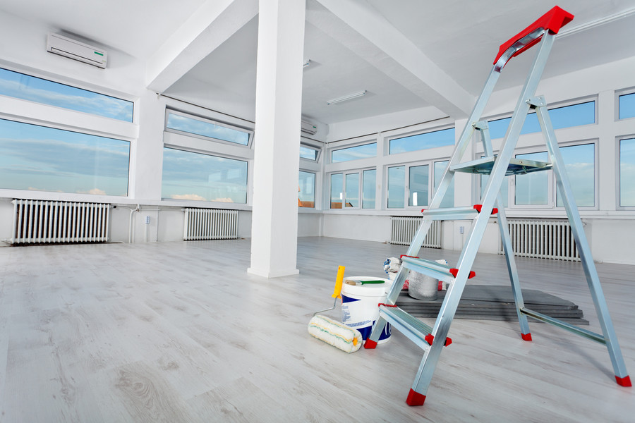Post-construction cleaning offers fresh start